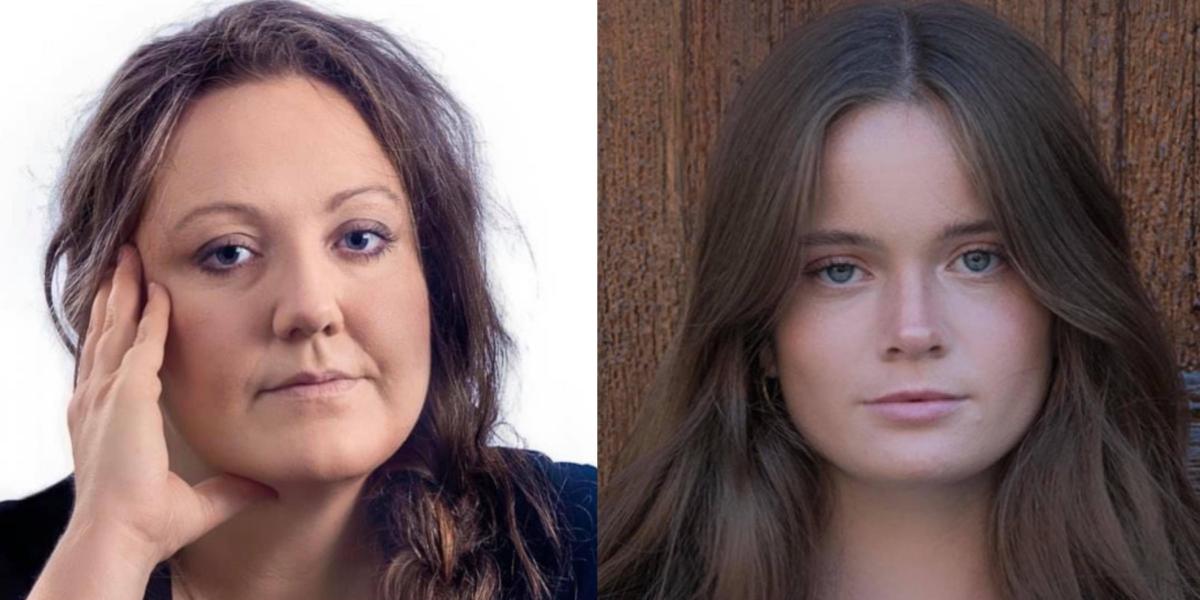 Cayenne Björklund, Wonsa, och Saga Brodersen, #intedinhora.