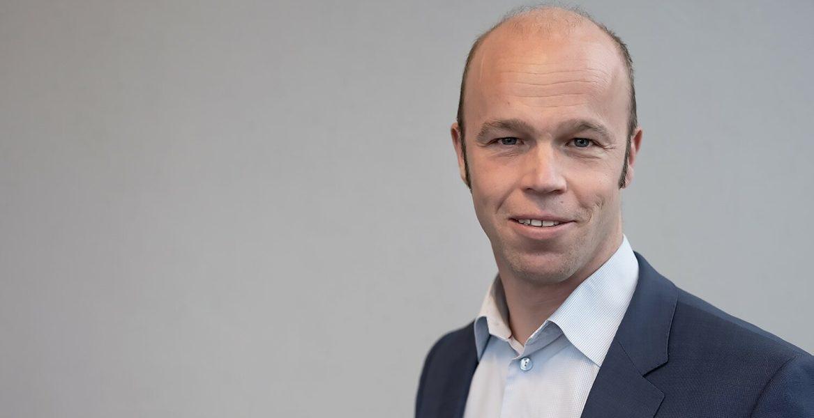 Anders Kessling, direktör för Delmos.