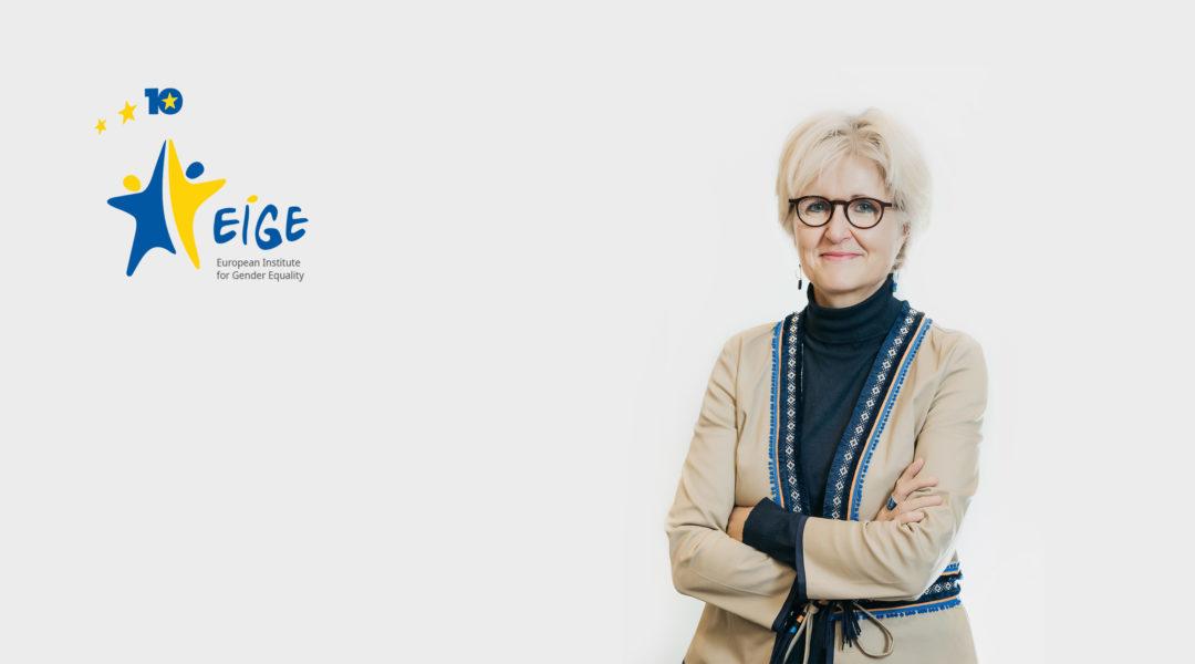 Carlien Scheele, direktör för Eige.