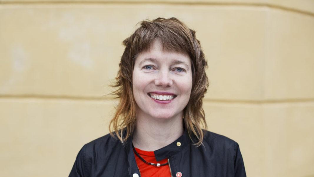 Malin Björk, EU-parlamentariker för Vänsterpartiet.